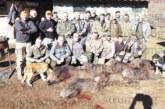 Радомирски ловци с рекорд, повалиха 7 глигана