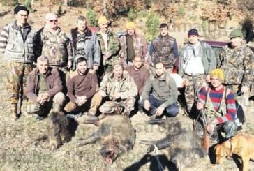 Гастарбайтер в Италия отстреля две прасета в един излет