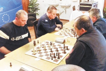Благоевградските полицаи с първа отборна титла по шахмат от националния шампионат на МВР