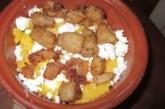 Качамак със сирене и пръжки