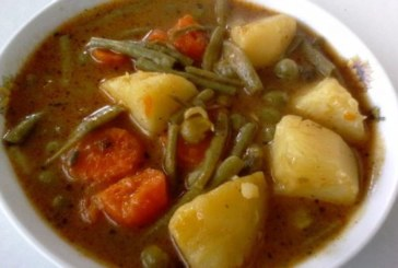 Зеленчукова манджа