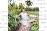Остъклената тераса в дома на благоевградската стоматоложка Жана Рускова прави чудеса