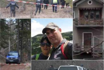 Гората край Нови Искър почерня от полиция – кучета и металотърсачи търсят оръжието и следи от килъра на 6-членната фамилия