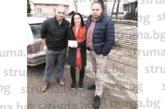 Младежи от Бистрица се отказаха от купон, дариха 1000 лв. от кръста на Йордановден на пострадала биатлонистка