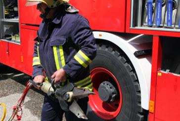 Огнеборци гасиха къща за гости в Гоцеделчевско