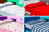 Нека разберем сега каква домакиня сте! Кое спално бельо си избирате