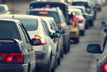 Интензивен трафик и днес