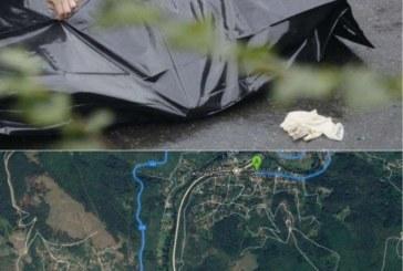 Подробности за открития труп край Владо Тричков (СНИМКИ)
