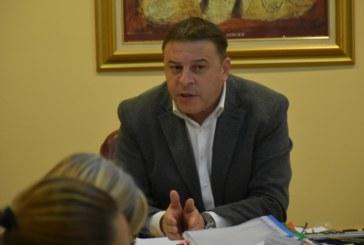 Кметът на Благоевград д-р Атанас Камбитов с важна новина за благоевградчани