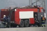 Пожарна в ромската махала в Благоевград