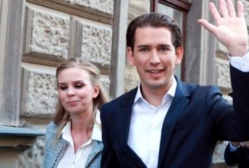 Канцлерът на Австрия Себастиан Курц пристига у нас