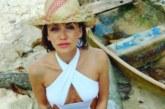 Диляна Попова на сватба в Доминикана