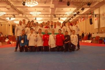 Националите ни по таекуондо чупят рекорди на европейското в Турция