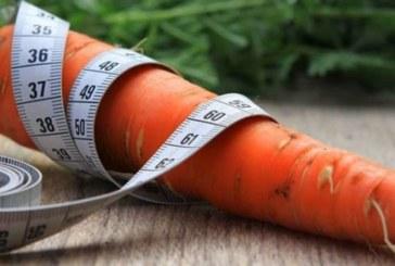 Отслабвате с 2 моркова в менюто ви на ден