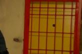 """Зловещо! Това е вратата, водеща до апартамента на ужасите на убития Стефан Янев в """"Люлин"""""""