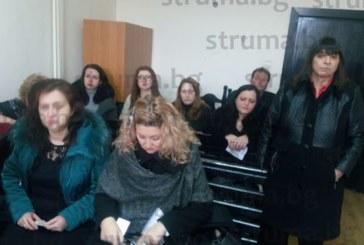 Привикаха на разпит джипито на директорката на 7 СОУ Л. Стоянова