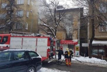 Жена загина при пожара близо до Руски паметник