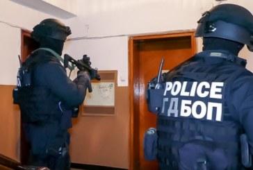 СПЕЦАКЦИЯ! ГДБОП по петите на опасна престъпна група