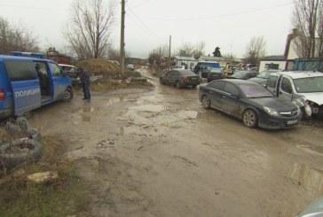 Петима задържани при акция в автоморгата на Ицо Турчина