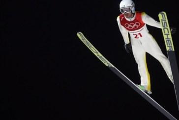 Страхотен Зографски пренаписа българската история в ски скока