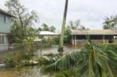 """Страшен циклон """"Гита"""" вилнее в Тонга"""