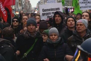 Сблъсъци и арести в Берлин