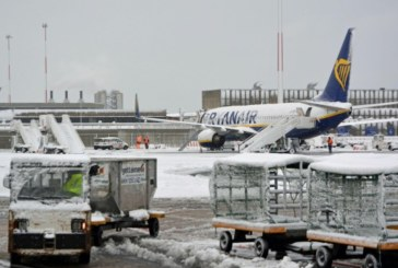 100 българи останаха в Рим заради отменени полети, всички кацащи самолети в София закъсняват