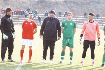 С отбор от резерви 19-г. орлета наваксаха два гола изоставане срещу аматьорския ЦСКА