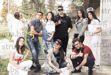 """С пиеса, написана от абитуриентка, кюстендилски гимназисти прескочиха """"летвата"""" за националния фестивал"""