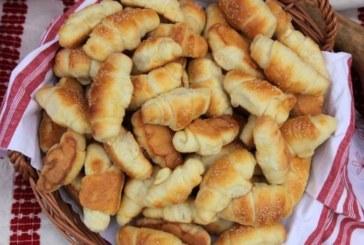 Домашни солени кифлички със сирене
