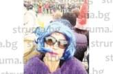 Адвокат Надежда Римпева се преобрази като Малвина на  карнавала в Ксанти