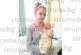 Служителката в ТЕЛК – Благоевград Е. Гинева стана майка на прекрасно момиченце Никол