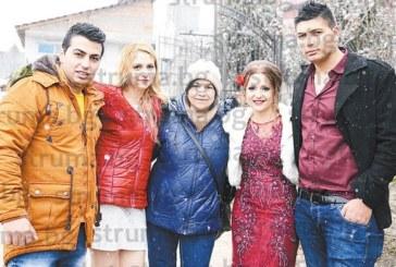 """""""Откраднаха"""" ромската перла на Дебрен Авиана, заминава за Франция при любимия Ерик"""