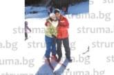 Общинският съветник Димитър Крекманов разпуска със ски