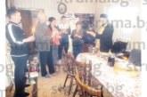 """С водосвет 18-г. футболист на """"Вихрен"""" К. Николов върна Богоявленския кръст на църквата в Долна Градешница"""