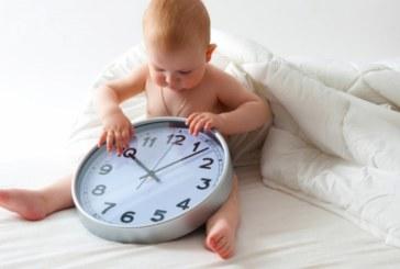 Какво показва часът на раждане за вашето дете