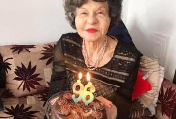 Стоянка Мутафоваотпразнува 96-ия си рожден ден