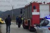 STRUMA.BG с първи снимки от катастрофата край Благоевград! Кадрите показват жестокостта на сблъсъка