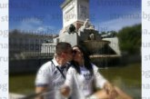 """Председателят на младежкия съвет в Перник Станислава Генадиева каза """"да"""" на любимия в Деня на влюбените"""
