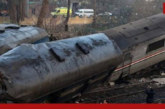 Страшна трагедия след сблъсък на два влака! Много загинали