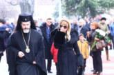 Политици и бизнесмени изпращат Стефан Шарлопов в последния му земен път /снимки/