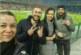 """Съпругата и братът на футболния капитан Св. Дяков стискаха палци на """"Лудогорец"""" на стадион """"Сан Сиро"""""""