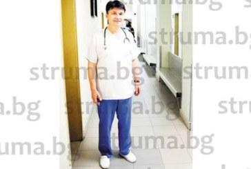"""Дупнишки педиатър, лекар на волейболния """"Юнион-Ивкони"""", е новият председател на БЛС в Кюстендил"""
