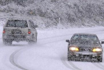 """Североизточна България под снежна блокада, АМ """"Хемус"""" затворена! МВР предупреждава: Не тръгвайте на път"""