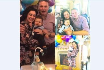 Ники Дойнов пръсна хилядарки за ЧРД на сина си