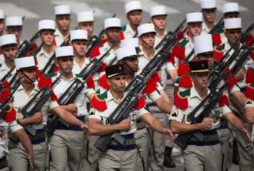 """Арестуваният от отряд """"Кобра"""" служил във Френския чуждестранен легион"""