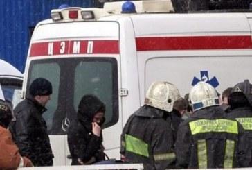 Ужасен инцидент! Самолет се разби край Москва
