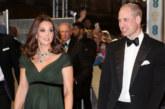Защо Кейт Мидълтън не бе в черно, като всички останали, на наградите БАФТА