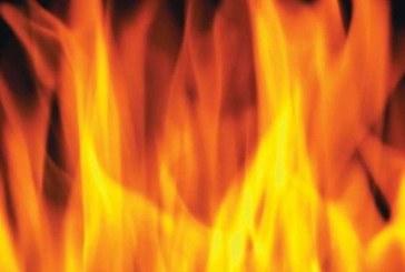 Бойлер запали жилище, изгоря цялата техника