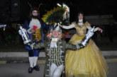 """""""Красавицата и звярът"""" на разложките театрали предизвика фурор сред публиката на маскарадните игри в Струмица"""
